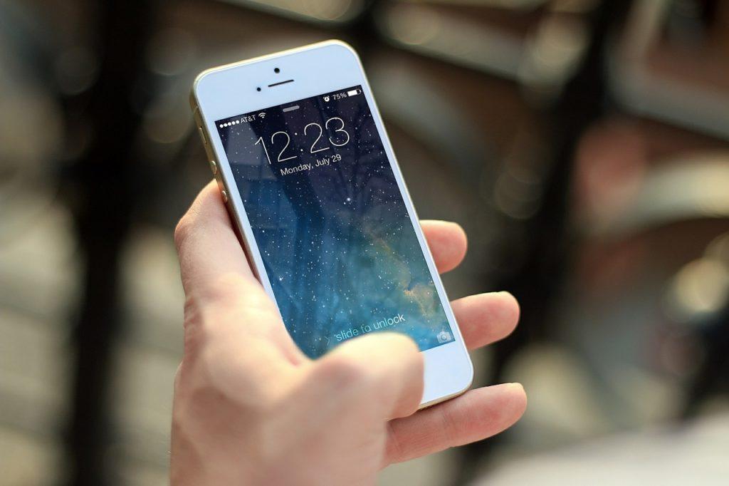 携帯 スマホ iPhone